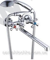 Смеситель для ванны Zegor DAK7 А 827