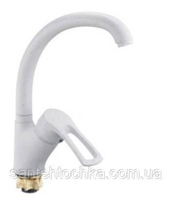 Смеситель для кухни Zegor DYU4-A-KW 181 на б. гайке, фото 2