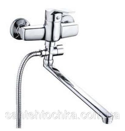 Cмеситель для ванны Zegor EDN6  А 183  Ф40, фото 2