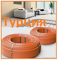 Турецкая труба для теплого пола 16х2 PEX-A  / EVON oxygen barrier  Formula Turkey