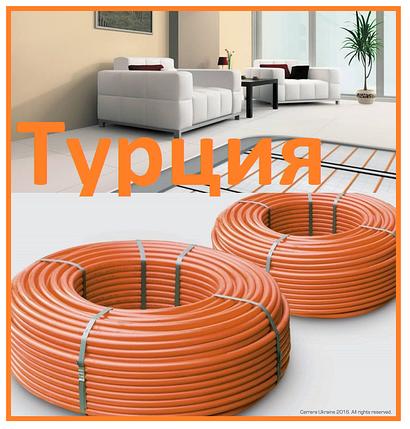 Турецкая труба для теплого пола 16х2 PEX-A  / EVON oxygen barrier  Formula Turkey, фото 2