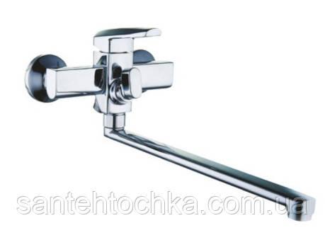 Смеситель для ванны Zegor NOF7-A033, фото 2