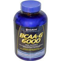 BCAA плюс Глутатион, MRM, 150 капсул