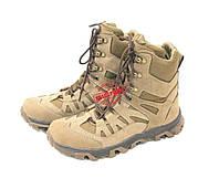 Трекинговые ботинки Вепрь Allow демисезонные Койот, фото 1