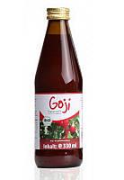 Органический сок ягод годжи 100 %, Medicura, 330 мл