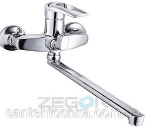 Смеситель для ванны Zegor(TROYA) SWF7  A113 картридж Ø35, фото 2