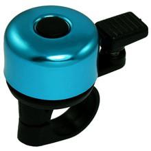 Дзвінок велосипедний металевий синій Amigo Sport