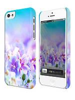 Чехол для iPhone 5/5s Цветы, Лютики
