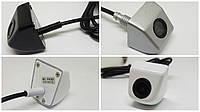 Камера заднего/переднего вида LUXUR. Серебристая