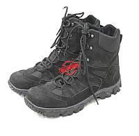 Трекинговые ботинки Вепрь Allow демисезонные Черные, фото 1