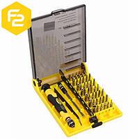 Набор инструментов для ремонта электроники JK-6089A (45 в 1)