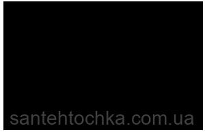 """Кран шаровой 32 1*1/4"""" ВВ ручка ЭКО, фото 2"""