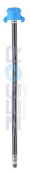 """Подводка для воды Zegor M10х1/2"""" 80 см короткая"""