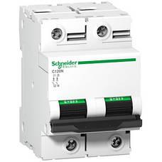 Модульные автоматические выключатели на токи до 125 А C120