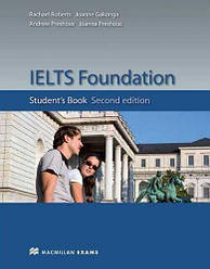 IELTS Foundation Second Edition Student's Book (Учебник)