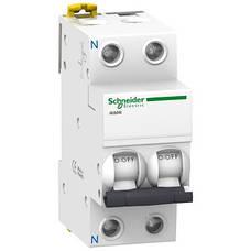 Модульный автоматический выключатель на токи до 63 А Acti 9 iK60