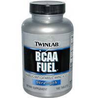 BCAA аминокислоты, Twinlab,  180 таблеток
