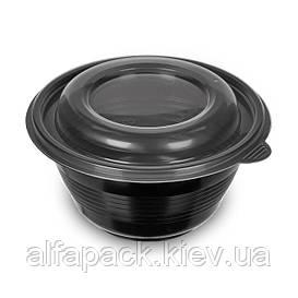 Емкость для супа ПР-МС-500 черная