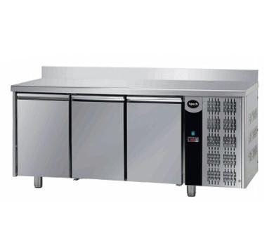 Морозильный стол TF03 MID BT AL