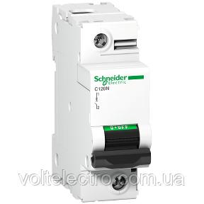 Автоматичний вимикач C120N B 100A 1P