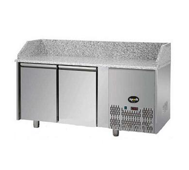 Холодильный стол для пиццы APACH PZ02 EKO GN