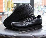Мужские кроссовки Reebok Classic Black. Топ качество. Живое фото! (Реплика ААА+), фото 9