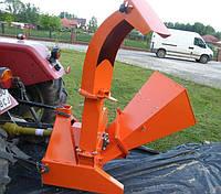 Измельчитель веток Cyklon, щепорез на трактор до 130 мм