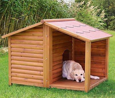 Будки для собаки. Будиночок для тварин. Спальні місця для домашніх тваринок