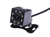 Водонепроницаемая камера заднего вида. 8 диодов