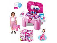 Туалетный столик с аксессуарами для девочки