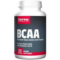 BCAA аминокислоты, Jarrow Formulas, 120 капсул