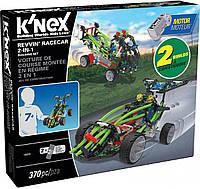 Набор для конструирования KNEX Гоночная машина 2-в-1