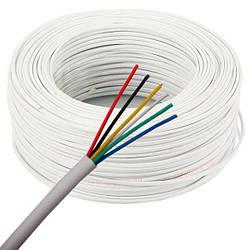 Сигнальный кабель биметалл 6х0,22