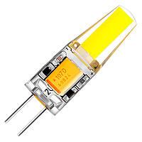 Лампа светодиодная G4 5w 220v нейтральный свет