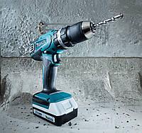 Акумуляторна дриль Makita HP457DWE