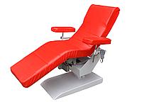 Кресло донора ВР-1Э с электрическим приводом для забора крови и процедуры диализа