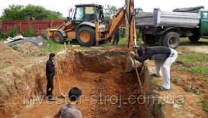 выкопать котлован в Харькове