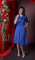 Нарядное стильное женское платье , фото 1