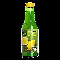 Органический лимонный сок, Bio-Zentrale, 200 мл