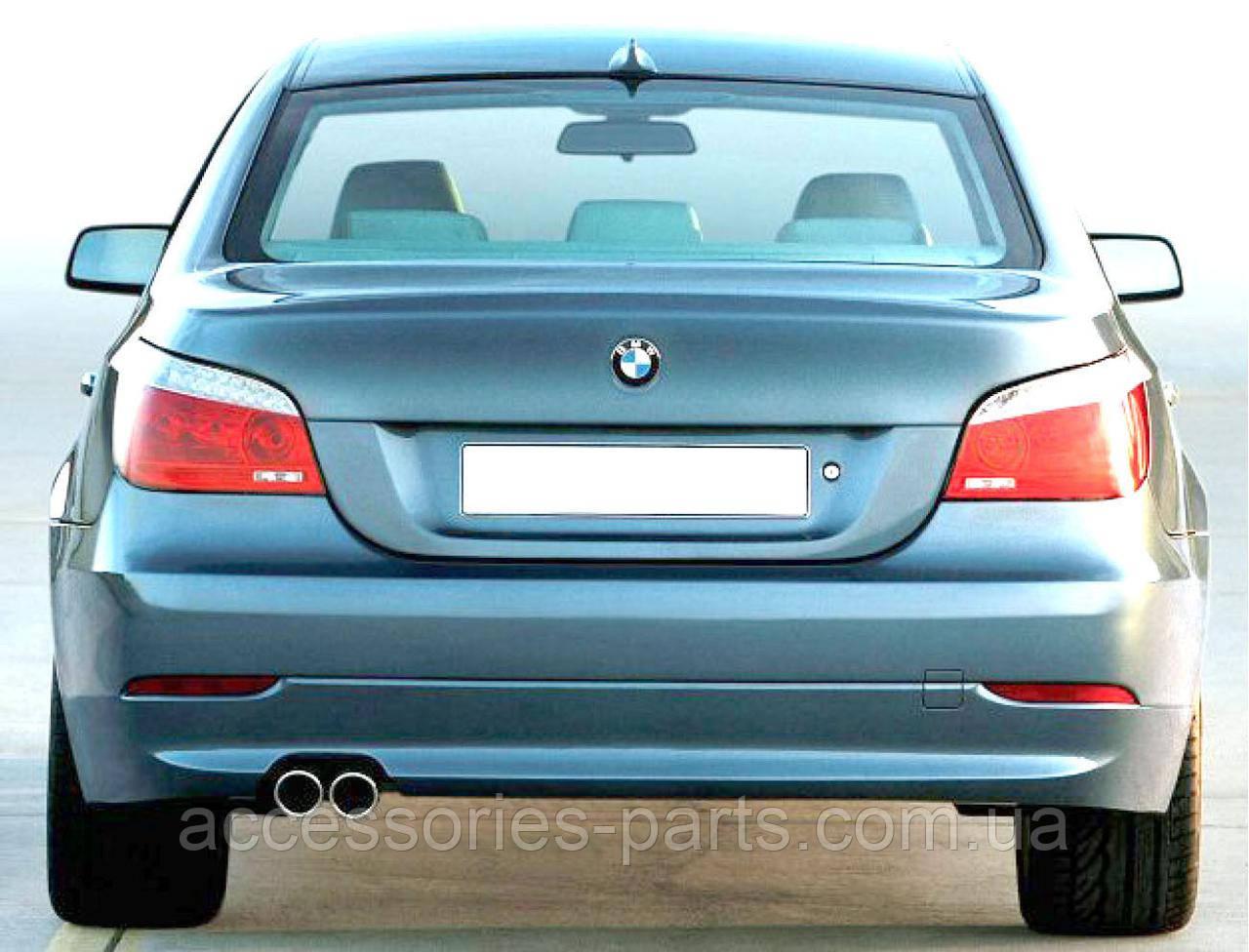 Отражатель (катафот) Левый Правый на заднем бампере BMW E60 Новый Оригинальный - фото 2