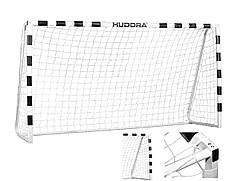 Ворота футбольные STADION Hudora 3x2m