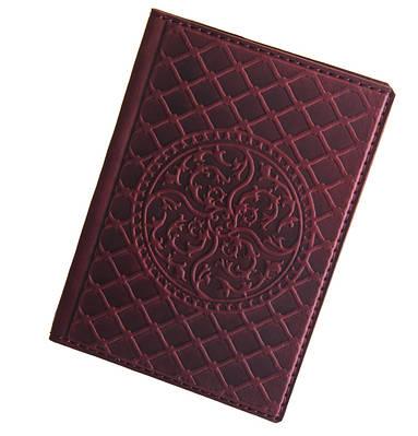 Обложка на паспорт из кожи Кажан (0363)