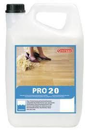 Synteko Pro 20 Водный лак для паркета Синтеко Про 20 «матовый» 1 л.