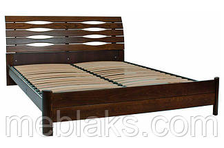 """Кровать деревянная """"Мария"""" без подъемного механизма (серия Мария)  Микс Мебель, фото 2"""