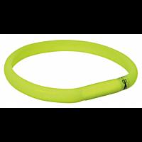 Trixie TX-12684 USB Flash Light Band-ошейник светящийся для собак 50 см / 18 мм