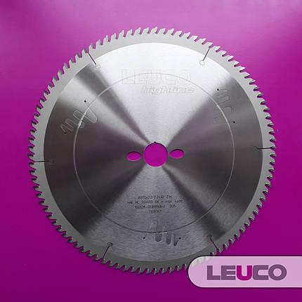 Торцовочные дисковые пилы Leuco, 300x3,2x2,2x30 Z=96 (чистовые), фото 2
