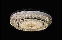 Хрустальный светильник потолочный с димером 6002-2-50, фото 1