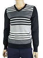 Мужской классический свитер Taddy 0280 Н мис в разных цветах размер М