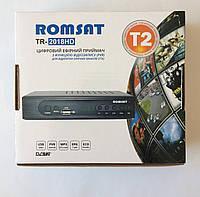 Ресивер Т2 Romsat TR - 2018