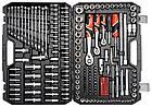 Профессиональный набор инструментов ключей Yato YT-38841 216 предметов, фото 2